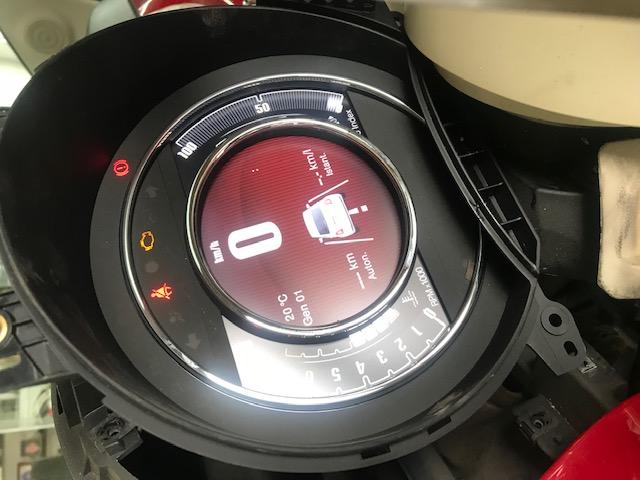 ΤΑΧΥΜΕΤΡΟ FIAT 500