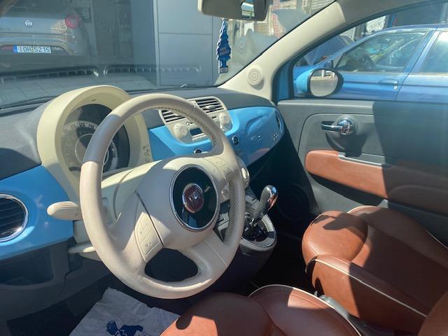 FIAT 500 TWIN AIR AUTO-ΑΝΟΙΓΟΜΕΝΗ ΟΡΟΦΗ