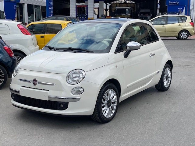 fiat 500 country club edition